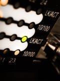 De motor van het netwerk Stock Foto