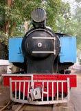De Motor van het spoor Royalty-vrije Stock Foto
