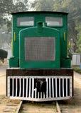 De Motor van het spoor Royalty-vrije Stock Foto's