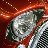 De motor van Hotrod Royalty-vrije Stock Foto's