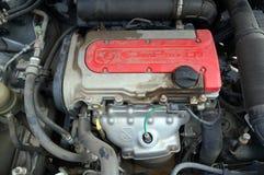 De motor van Proton Exora royalty-vrije stock afbeeldingen