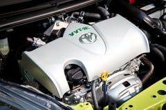 De Motor van Toyota SIENTA 2015 Royalty-vrije Stock Afbeelding