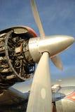 De motor van vliegtuigen Royalty-vrije Stock Foto