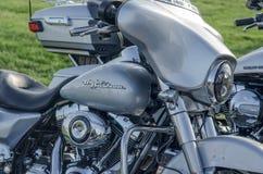 De motorfiets van Davidson van Harley Royalty-vrije Stock Afbeelding