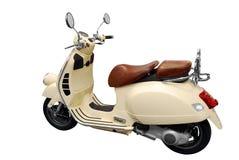 De motorfiets van de autoped royalty-vrije stock afbeelding