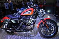 De motorfiets van Harley Royalty-vrije Stock Afbeeldingen