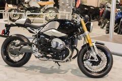 De motorfiets van T 2015 van BMW R Negen Stock Foto's