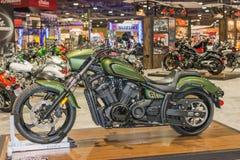 De motorfiets van Yamaha Stryker Royalty-vrije Stock Fotografie