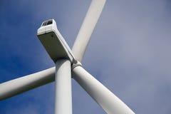 De motorgondel van de turbine royalty-vrije stock foto's