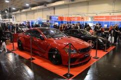 De Motorshow 2013 van Essen Stock Afbeelding