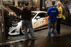 De Motorshow 2013 van Essen Stock Foto's
