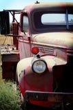 De motorstootkussen van de brand   Stock Foto
