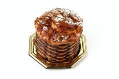 De Mousse van de chocolade - 3 stock foto's