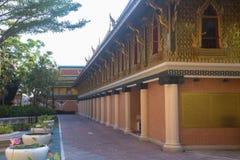` De Muangboran de ville antique ou de ` dans la langue thaïlandaise à la province de Samutprakan, Thaïlande Image libre de droits