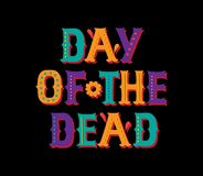 de muertos Dia Los ilustracji