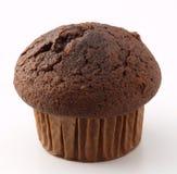 De muffin van ChoÑolate Stock Afbeeldingen