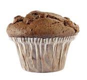 De muffin van de chocolade Stock Foto's