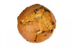 De Muffin van de Chocoladeschilfer Royalty-vrije Stock Foto