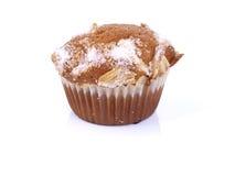 De Muffin van de okkernoot Stock Afbeeldingen