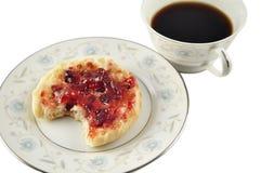 De muffin van Engeland stock afbeelding