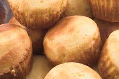 De Muffins van Cornbread Royalty-vrije Stock Afbeelding