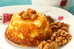 De muffins van de kaas Stock Fotografie