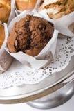 De muffins van de koffie Royalty-vrije Stock Foto