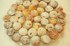 De muffins van het mirakeldieet Stock Foto