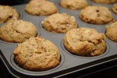De Muffins van het ontbijt Stock Fotografie
