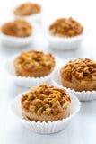 De muffins van zemelen royalty-vrije stock foto