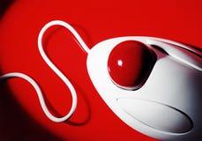 De muis van de computer Stock Fotografie