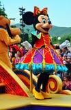 De muis van Minnie Stock Afbeeldingen