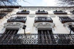 De muishuis van Perez in Madrid Royalty-vrije Stock Foto