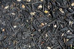 De muls van brandwond houten spaanders Royalty-vrije Stock Foto