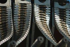 De munitie knipt 2 Stock Foto