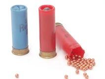 De munitie van de jacht Stock Fotografie