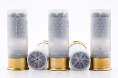 De munitie van het jachtgeweer Royalty-vrije Stock Foto's