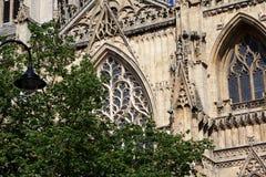 De Munster van York, Engeland Royalty-vrije Stock Foto