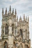 De Munsterkathedraal van York, York Engeland het UK Royalty-vrije Stock Afbeeldingen
