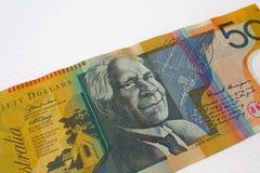 De Munt van het geld Stock Foto's