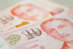 De munt van Singapore Royalty-vrije Stock Foto's