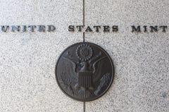 De Munt van Verenigde Staten royalty-vrije stock foto's
