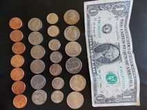 De Munt van Verenigde Staten Stock Foto