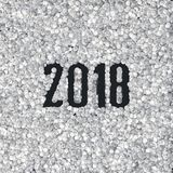 De muntstukken 2018 van de V.S. Royalty-vrije Stock Afbeeldingen