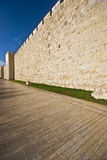 De muren van de stad Royalty-vrije Stock Fotografie