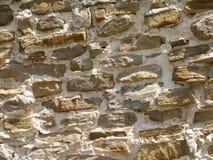 De muren van de steen Stock Fotografie