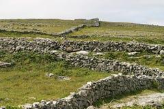 De Muren van de steen Stock Afbeelding