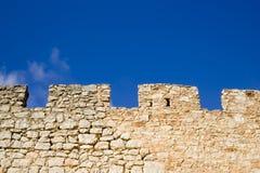 De Muren van de steen Royalty-vrije Stock Fotografie