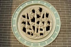 De muren van het beeldhouwwerklandschap Royalty-vrije Stock Fotografie