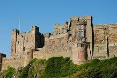 De Muren van het kasteel Stock Fotografie